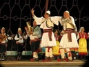 Festivali Folklorik i Gjirokastres 2009 Valle dyshe nga Berati, e percjelle me dahire dhe kllarinet