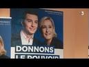 Européennes : Marine Le Pen en campagne dans le Finistère à la rencontre des pêcheurs