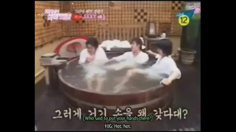 SS501 Idol World (20070905) - Episode 5 (part1)