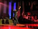 Ryan Francois and Remy Kouakou Kouame Perform Two Cousins @ Athens Swing Festival Greece 2013