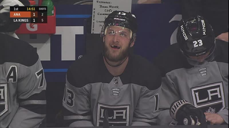 НХЛ 2018 19 Девятая шайба Кайла Клиффорда в нынешнем сезоне 24 03 19