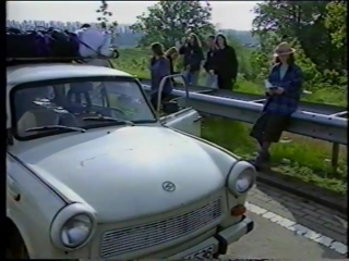 Dynamo Open Air 1994 - Dutch TV News reports about traffic chaos