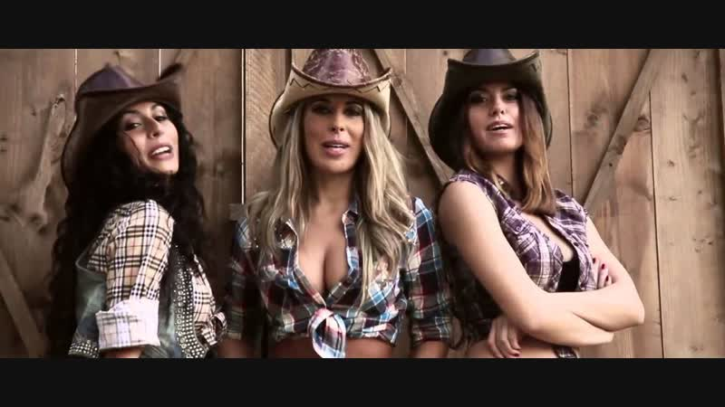 Village Girls - Thank God Im A Country Girl (Official Video)