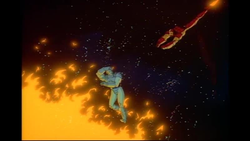 Сезон 02 Серия 07: На дальних границах | Железный человек (1994-1996) / Iron Man | Distant Boundaries