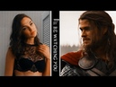 Thor/Diana - I'll be watching you
