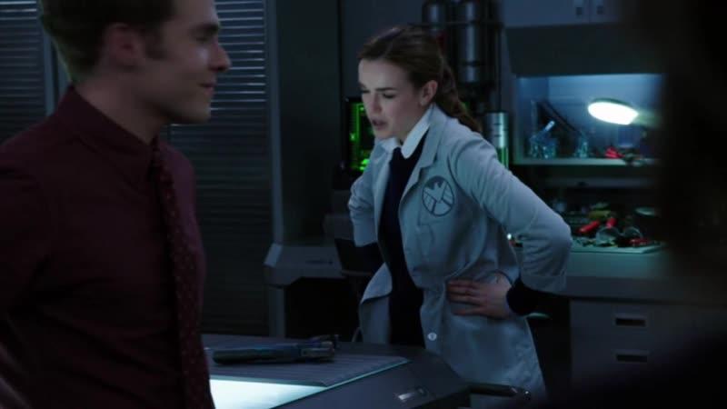 Я агент Грант Уорд Агенты Щ. И. Т Agents of S.H.I.E.L.D.