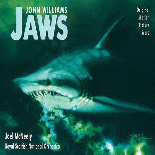 John Williams альбом Jaws (Original Motion Picture Score)