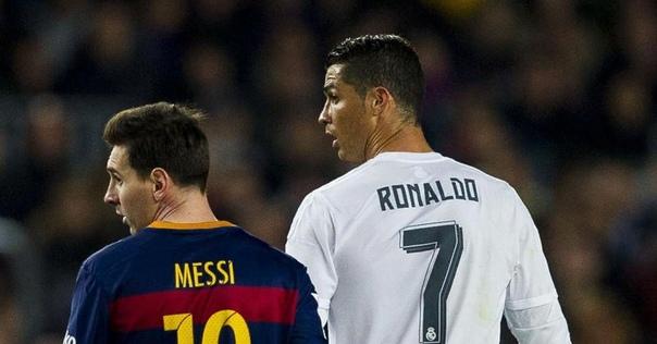 Роналду и Месси: сравнение, статистика, характеристики