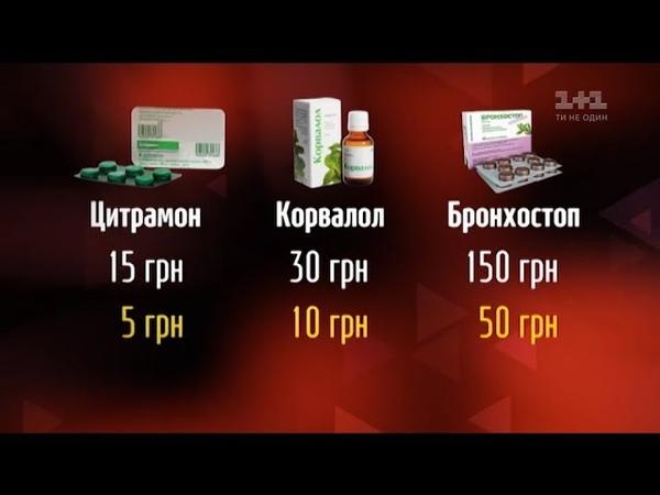 Аптечна мафія як мережі аптек обклали податками фармакологів і здирають гроші