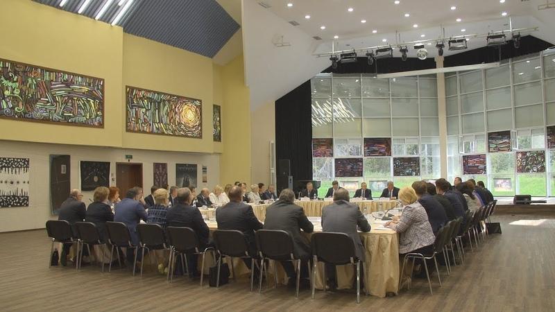 Совещание с Правительством Республики Коми в селе Ыб Сыктывдинского района