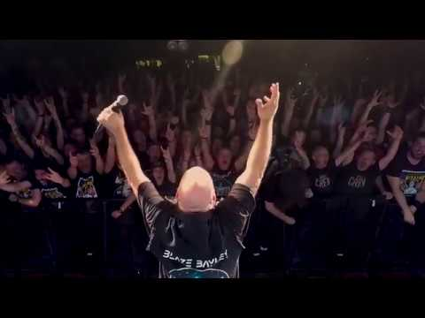 BLAZE BAYLEY : Futureal (Live) (OFFICIAL MUSIC VIDEO)