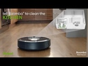 Roomba I7 robot / ROOMBA / Video by Jodie Parry