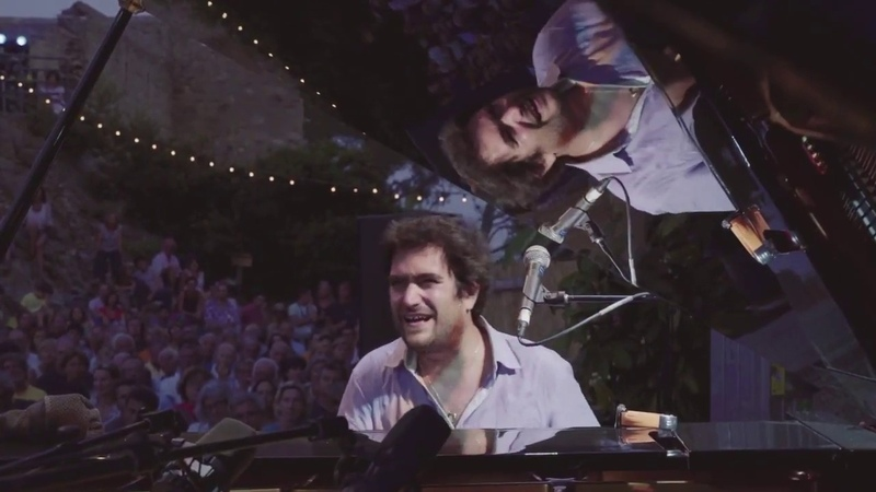 Harold Lopez Nussa Trio au festival Jazz à Porquerolles 2018