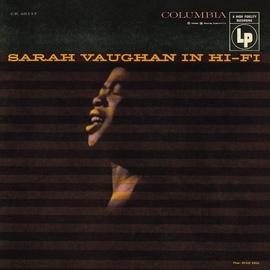 Sarah Vaughan альбом Sarah Vaughan In Hi-Fi