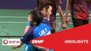 YONEX SUNRISE India Open 2019 Finals MD Highlights BWF 2019