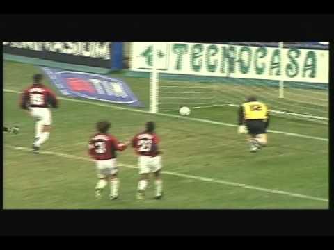 1999-2000 Milan vs Inter 1-2