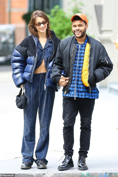The Weeknd и Белла Хадид Зои КравицКайя ГерберДжош Бролин