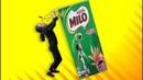Đồ Chơi Trẻ Em Hộp Sữa Milo Nestle Khổng Lồ - Bài Học Cho Bé ♥ Xam Xam TV