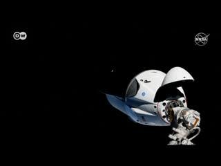 Сегодня человечество сделало еще один шаг в освоении космоса частный космический корабль D