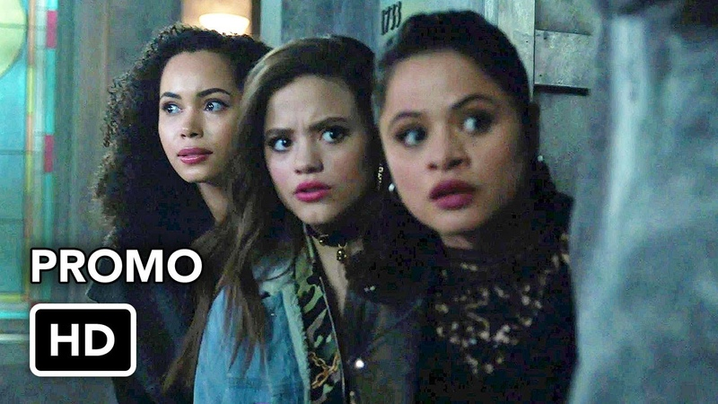 Charmed 1x19 Promo Power of Four (HD)