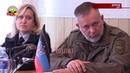 • Дебальцево. Заместитель министра внутренних дел провёл приём граждан