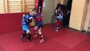Тайский бокс для ДЕТЕЙ в БУЛАТ (РОССИЯ). Работа в Клинче