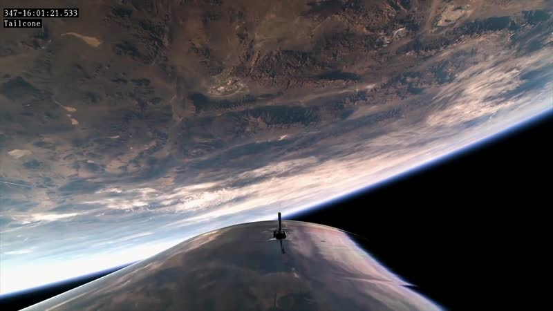 Virgin Galactic flying its first astronauts to the edge of space is taking us one step closer to space tourism.