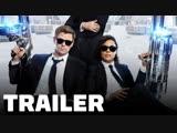 MEN IN BLACK- INTERNATIONAL - Official Trailer / Люди в черном: Интернэшнл - Трейлер