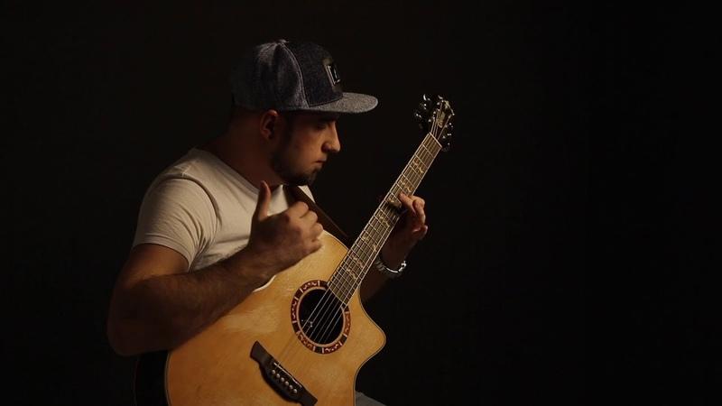 Dmitry LEVIN - Vacuum (STARWALKER ALBUM) Fingerstyle Guitar