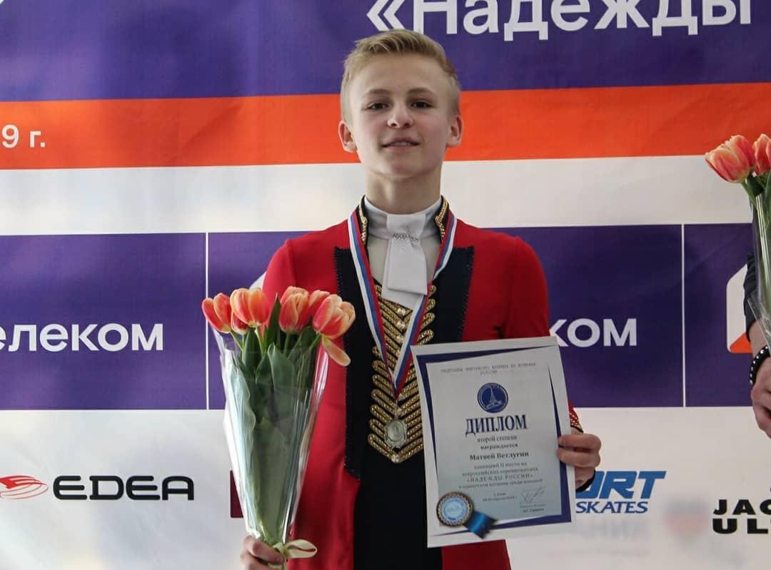 Российские соревнования сезона 2018-2019 (общая) - Страница 19 Dpl8WJeeNMI