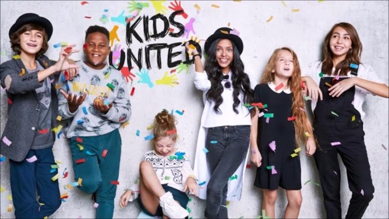 Kids United - On écrit sur les murs ( Paroles )