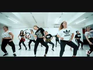 DANCEHALL by Yulya VOLKOVA | International Dance Center
