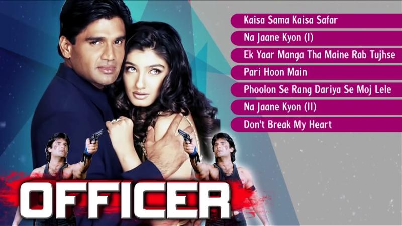 Officer 2001 _ Full Video Songs _ Sunil Shetty, Raveena Tandon,
