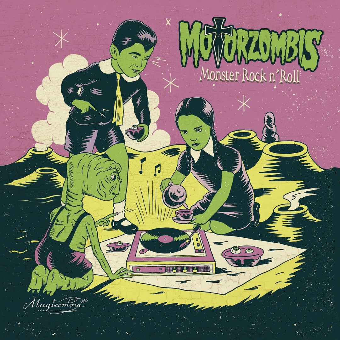Motorzombis - Monster Rock N' Roll