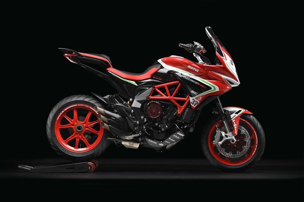 Мотоциклы MV Agusta Reparto Corse (RC) 2019