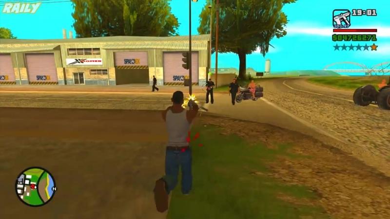 [Raily] Где найти ВСЁ ОРУЖИЕ в GTA San Andreas?