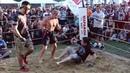 СТАРЫЙ ДЕД валит бойцов в ринге