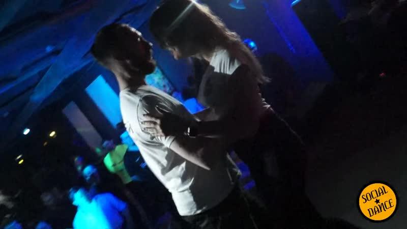 10 04 2019 Kizomba Алексей Татьяна школа танцев Beleza Social Dance Party