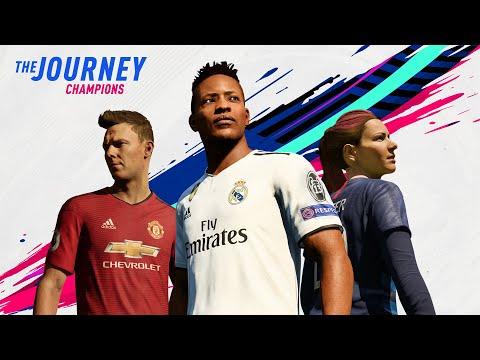 FIFA 19   The Journey Champions   Offizieller Story-Trailer mit Hunter, Neymar, de Bruyne, Dybala