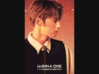 Wanna One - Power of destiny (Hwang MinHyun)