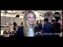 TRENDYSTYLE - Fashion model Romee Strijd interview backstage bij Dsquared2