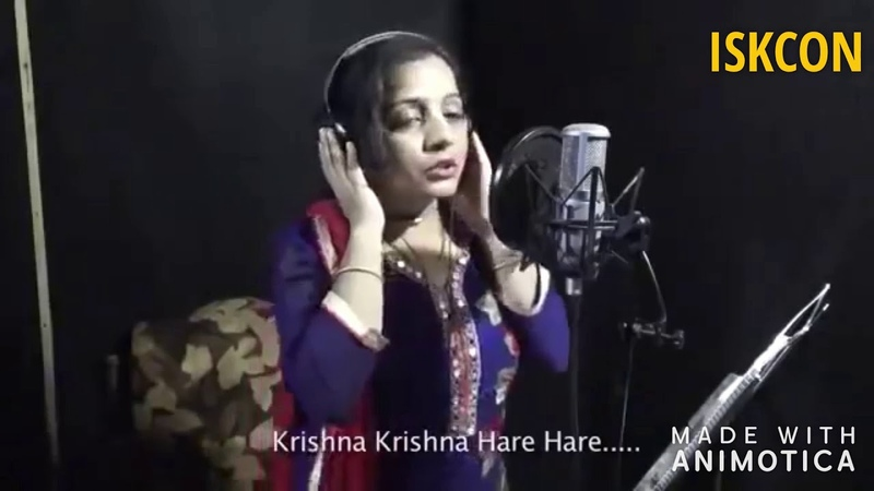 Joy sree krisna choitonno provu nitya nondo by iskcon dj music