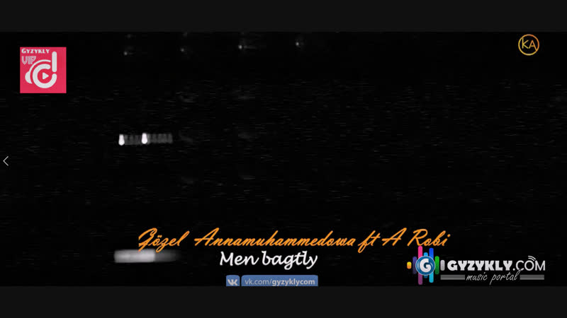 Gozel Annamuhammedowa ft. A Robi - Men bagtly [REMİX] 2018 HD