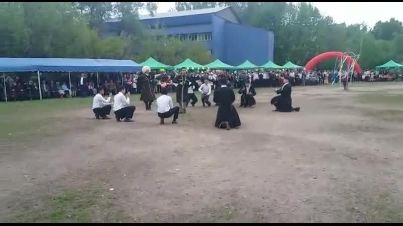 Ингушская лезгинка