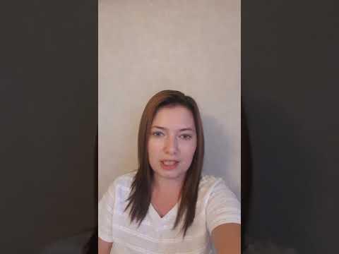 Видеоотзыв на тренинг Аделя Гадельшина от Аксененко Кристины