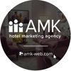 AMK | Создание и продвижение сайтов для отелей
