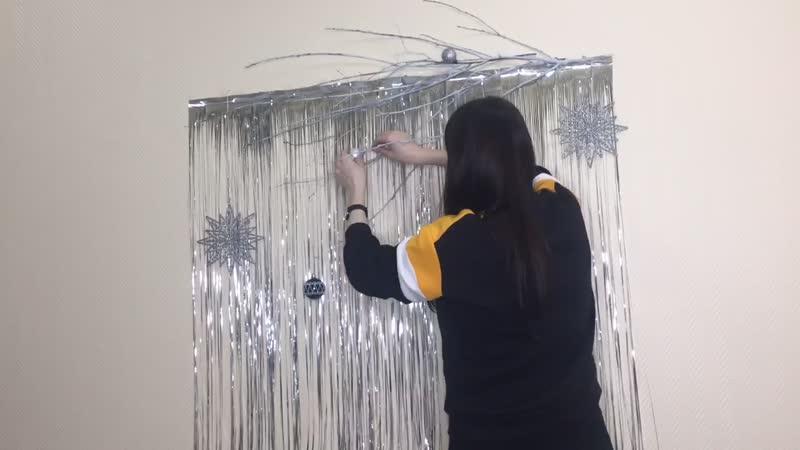 Волшебство в студии у Тины