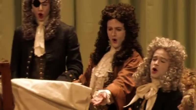 Handel's Acis and Galatea