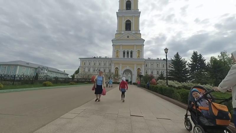 Серафимо-Дивеевский монастырь май 2019