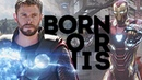 The Avengers Marvel Born For This